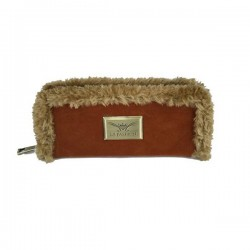 LS Bags Brown Wallet/Πορτοφόλι (LSP1037)