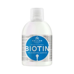 Kallos Biotin Beautifying Shampoo 1000ml
