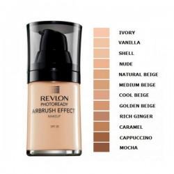 Revlon Photoready Airbrush Effect Make-up 005 Natural Beige SPF20 30ml